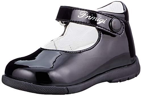 PRIMIGI Baby-Mädchen PPB 64019 First Walker Shoe, Nero, 23 EU