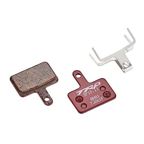 TEKTRO TRP SP10.11 semi metallic Bremsbelag, schwarz, 1size
