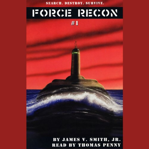 Force Recon Collection I audiobook cover art