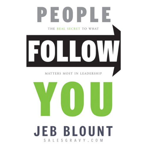 People Follow You audiobook cover art
