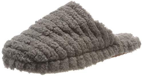 ESPRIT Damen Kylo Mule Pantoffeln, Grau (Dark Grey 020), 38 EU