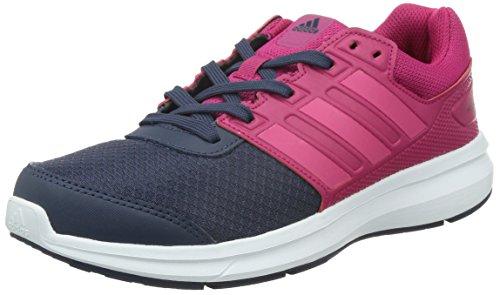 adidas Response Mesh K - Zapatillas para niño, Color Gris/Rosa/Fucsia, Talla 35.5