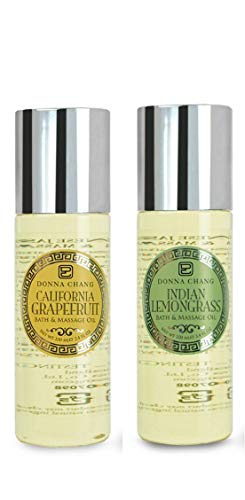 Buy Bargain DONNA CHANG Bath and Massage Oil Set 3.