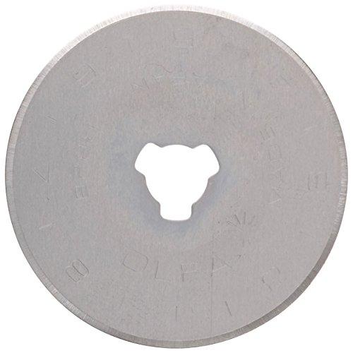 Prym Ersatzklinge für Rollschneider Mini 28 mm, Edelstahl, Silber