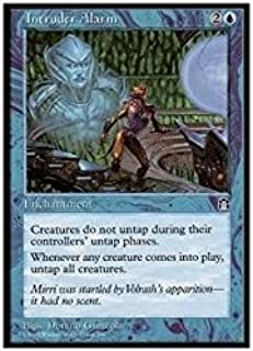 Magic: the Gathering - Intruder Alarm - Stronghold