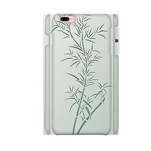 Desconocido Hombre Impresión Bamboo 1 Conchas De Plástico Delgadez Compatible con iPod Touch 6