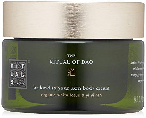 RITUALS The Ritual of Dao Body Cream Lotus Blanc & Yi Yi Ren, 220 ml