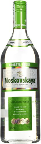Moskovskaya Vodka - 1000 ml