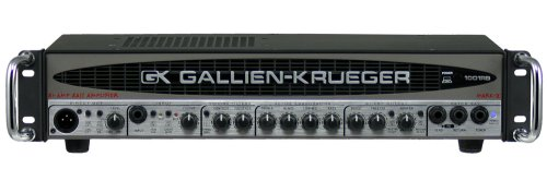 Gallien-Krueger 1001 RB-II Bi-Amp Bass Amplifier
