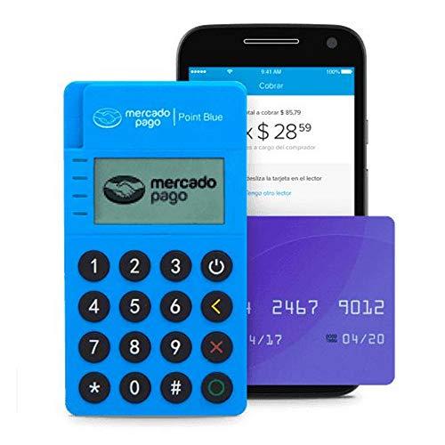 Nova Maquininha De Cartão Mercado Pago Point Mini Me30s - Tela iluminda - Receba suas vendas na hora