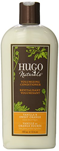 Price comparison product image Hugo Naturals Conditioner,  Vanilla & Sweet Orange,  12 Ounce Bottle