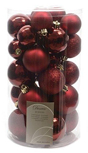 Set di 30 palle di Natale Lisa Bordó