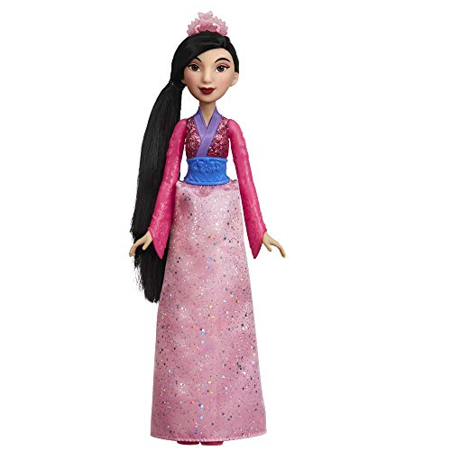 Disney Princess - Disney Princess Brillo Real Mulan (Hasbro E4167ES2) , color/modelo surtido