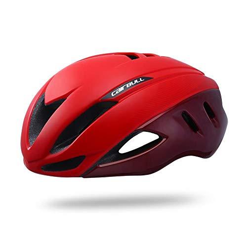 Casco de Ciclismo Speed Race Triathlon TT Road MTB Bike Helmet Casco...
