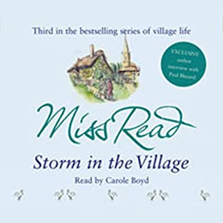 Storm in the Village cover art