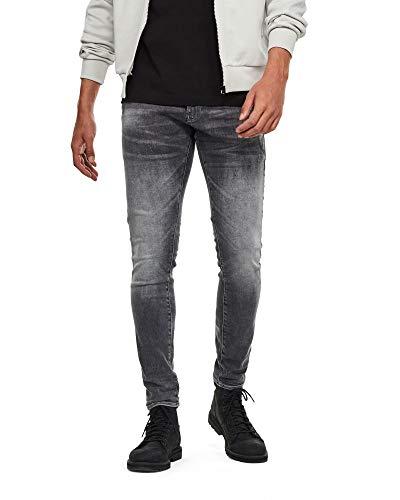 G-STAR RAW heren 4101 lancet skinny jeans
