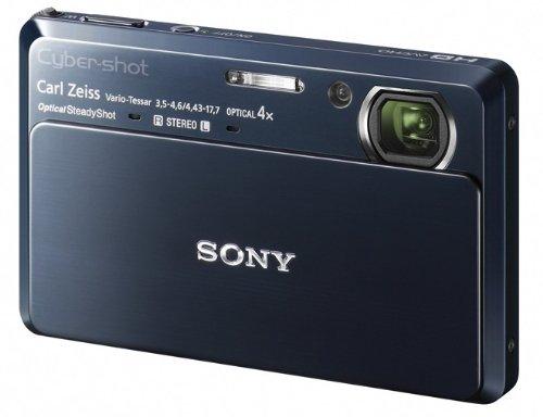ソニー SONY デジタルカメラ Cybershot TX7 ブルー DSC-TX7/L