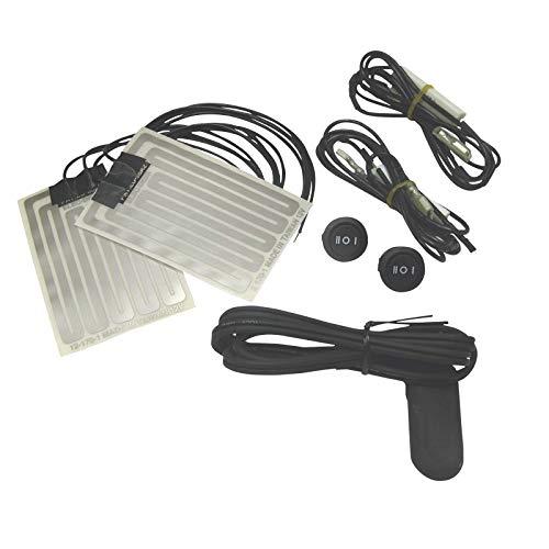 Kimpex 925021 Handlebar Grip Heater & Thumb Warmer Kit