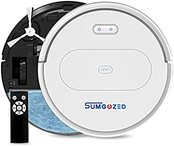 SUMGOZED BO11 Robot Vacuum Cleaner and Mop Combo