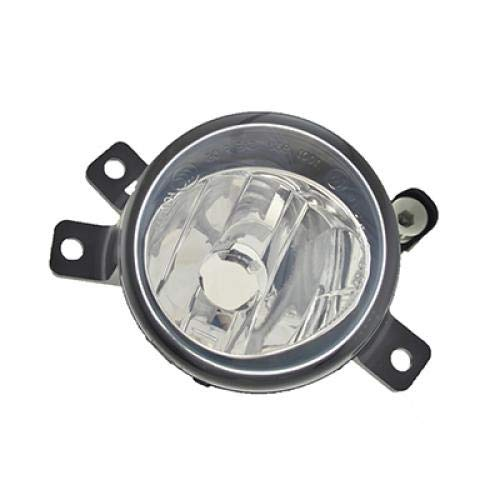 Go-Parts - for 2012 - 2015 BMW X1 Fog Light Lamp Assembly Replacement - Right (Passenger) 63 17 2 993 528 BM2593150 Replacement 2013 2014