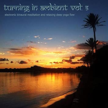 Turning In Ambient, Vol. 5 - Electronic Binaural Meditation and Relaxing Deep Yoga Flow