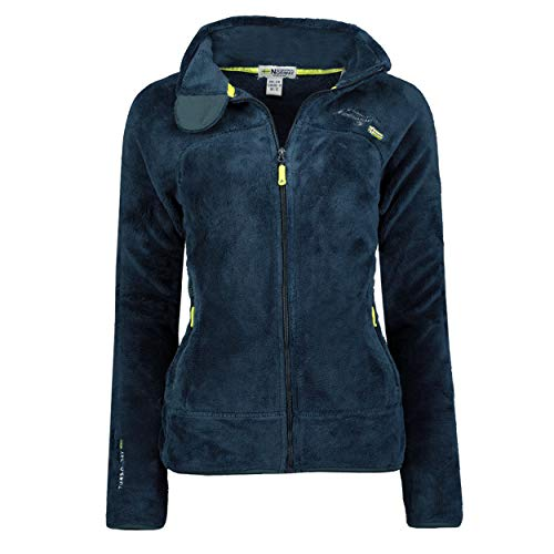 Geographical Norway Polaire femme Bleu M