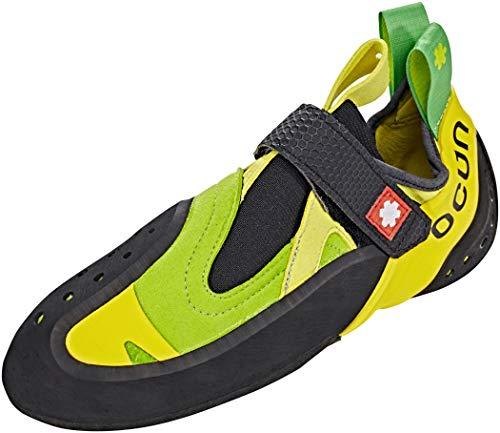 Ocun OXI S Gelb-Grün, Kletterschuh, Größe EU 41.5 - Farbe Green - Yellow