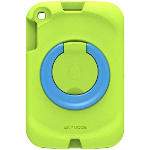 Samsung Galaxy Tab A 10.1 Pulgadas Kids Cover Oficial Samsung Shock Proof Carry Case para Niños/Funda Protectora Niños Tablet Case para Samsung Galaxy Tab A 10.1 - Verde