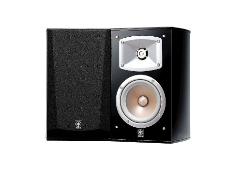 Yamaha NS-333 2-Way Bass Reflex Bookshelf Speakers