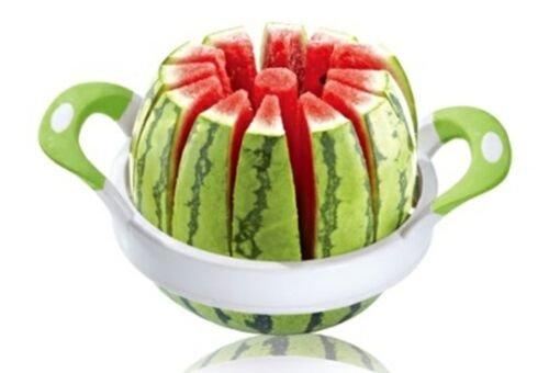 Melonen Teiler Schneider für 12 gleich große Stücke 28cm