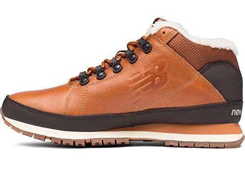 New Balance Sneaker Herren H754LFT Braun Tan, Schuhgröße:43