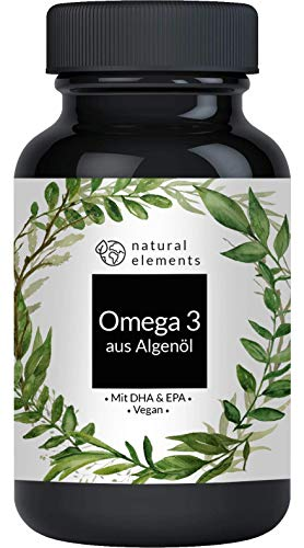 natural elements Omega 3 vegan