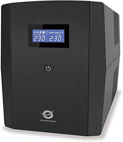 Conceptronic ZEUS 1200VA 720W - ZEUS-03E