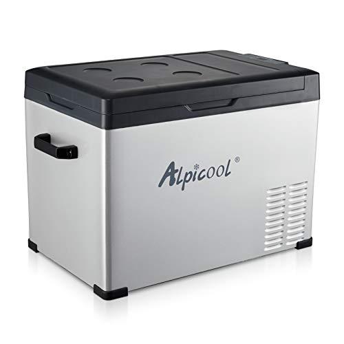 40 litros portátil Auto Frigorífico Congelador Nevera CC 12 V 24 V CA 110 V