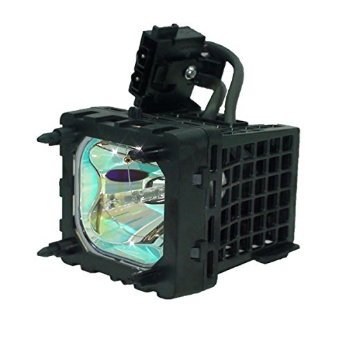 AuraBeam XL-5200 Replacement Lamp for Sony Rear Projection TV, with Housing (Powered by Philips)