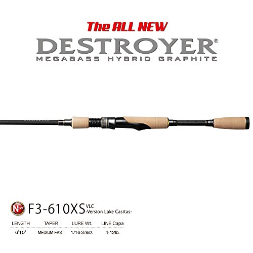 メガバス(Megabass) DESTROYER SP F3-610XS 34178