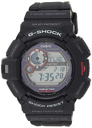 Casio G Shock Mudman Digital Dial Men