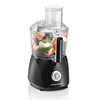 Hamilton Beach 70610 500-Watt Food Processor