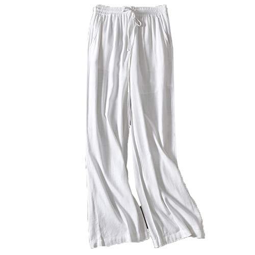 Pantalones Deportivos para Mujer Pantalones de Jogging de Pierna Ancha Pantalones de chándal Holgados y Suaves para Correr para el Uso Diario Pantalones de Cintura Alta