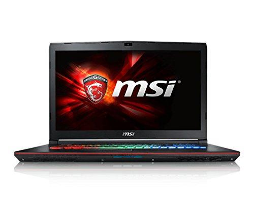 MSI Gaming GE72 6QD(Apache Pro)-616XES - Portátil de 17.3