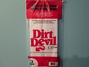 Dirt Devil Central Vacuum Bags 7767-W - Genuine -