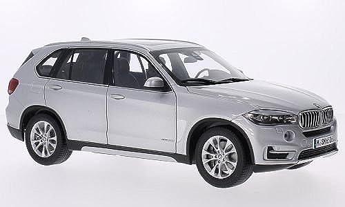 BMW X5 (F15), argenté, voiture miniature, Miniature déjà montée, Paragon 1 18