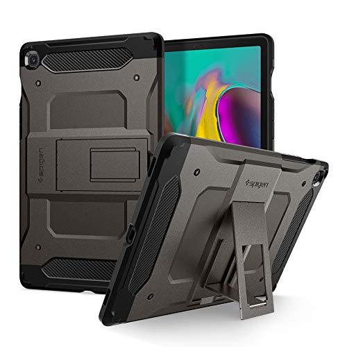 Spigen Tough Armor Tech Designed for Galaxy Tab S5e Case (2019) - Gunmetal