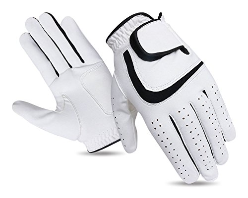 JL Golf all weather synthetic golf glove Mens Choose size and dexterity Medium