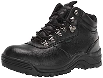 Propet Men s Cliff Walker Boot,Black,14 5E US