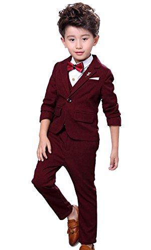 trajes de lino para niños