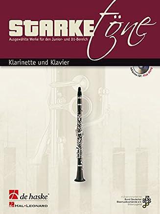 Starke Töne - Klarinette und Klavier