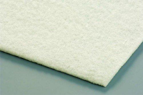 Ako Teppichunterlage TOPVLIES II für textile und harte Böden, Größe:240x290 cm