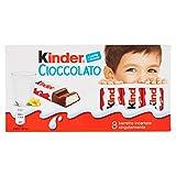 Kinder Cioccolato - 8 Pezzi x 12.5 g