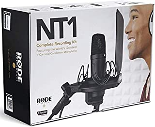 Rode Cardioid Condenser Microphone - NT1